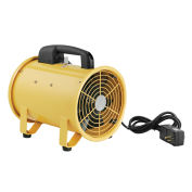"Portable Ventilation Fan, 8"" Diameter"