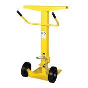 Trailer Stabilizing Stand, 100,000 Lb. Static Capacity