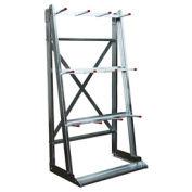 """Vestil SR-V, Vertical Bar Rack, 2000 LB Capacity, 37""""W x 24""""D x 72""""H"""
