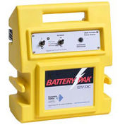 Euramco Safety BPV-12 12V Rechargeable Power Supply for 12VDC Blower