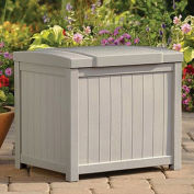 Suncast Premium Deck Box, 22 Gallon