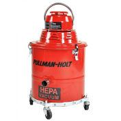 Pullman-Holt 86ASB5D4C Dry HEPA Vac 1 HP 5 Gallon