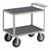 """Instrument Cart with Hand Guard, 30"""" x 48"""", 1200 lbs Capacity"""