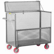 "Little Giant Security Box Truck, 60""L x 30""W x 47""H"