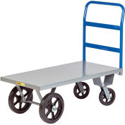 "LITTLE GIANT High-Capacity Platform Trucks - 60""Lx36""D Deck"