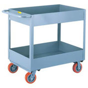 "Little Giant Deep Shelf Truck, 6"" Deep, 3600 Lb. Capacity, 36""L x 24""W x 36-1/2""H"