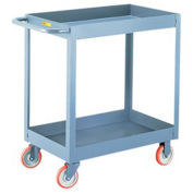"Little Giant Deep Shelf Truck, 3"" Deep, 3600 Lb. Capacity, 36""L x 24""W x 36-1/2""H"