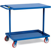 "LITTLE GIANT Easy-Access Carts - 32""Wx18""D Shelf"