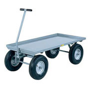 """Wagon Truck with Lip Deck, 24x48, 3000 Lb. Capacity"""