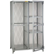 LITTLE GIANT Combination Storage Lockers - 26x49x76""