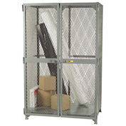 Little Giant®  All Welded Storage Locker, 24 x 48