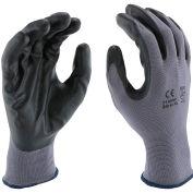 PosiGrip® Foam Nitrile Palm Coated Nylon Gloves, 713SNF/M - Pkg Qty 12