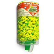 Moldex 6647 Goin' Green PlugStation Earplug Dispensers, 500 Pairs