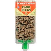 Moldex Camo Plugs® with PlugStation® Dispensers, 500 Pairs/Dispenser
