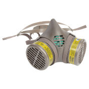 Moldex 8602 Multi-Gas/Vapor Smart® Cartridge Assembled Respirator, Medium, 1/Pack