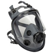 North® 54001 Low Maintenance Full Facepiece Respirator, Medium/Large
