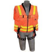 DBI/SALA Delta No-Tangle™ Hi-Vis Vest Harnesses, 1107404