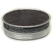 MSA 464031 Comfo Respirator Cartridges, 10/Bx