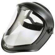 Uvex Bionic™ Face Shield w/ Suspension, Anti-fog/Hardcoat Visor, S8510