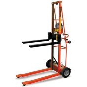 WESCO Triple Truck, Frame Only, Steel, Red