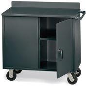 """RELIUS SOLUTIONS Premium Mobile Two-Door Cabinet - 36x21x34"""""""