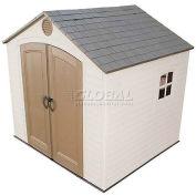 """Storage Building With Windows, 8' x 7'  6"""""""