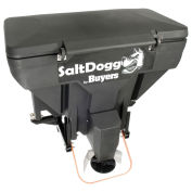 Buyers Products TGS07 Low Profile Pickup Truck Tailgate Salt Spreader 11 Cu. Ft. Capacity