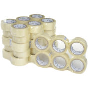 Shurtape HP 100 Carton Sealing Tape, 1.6 Mil, Clear, 48mm x 100m - Pkg Qty 36