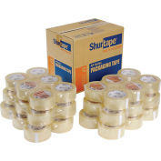 Shurtape® AP 201 Carton Sealing Tape, 48mm x 100m, 2 Mil Clear - Pkg Qty 36