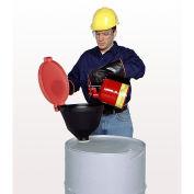 UltraTech 0651 Ultra-Burp-Free Funnel, Standard Style