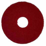 """Bissell® 17"""" Polish Pad - Red, 5/Pack"""
