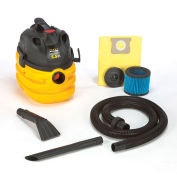 Shop-Vac® Portable Wet Dry Vacuum, 5 Gallon 5.5 Peak HP