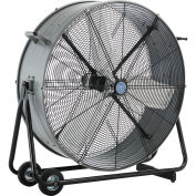 "30"" Portable Tilt Drum Blower Fan, Direct Drive"