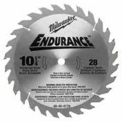 "Milwaukee 6-1/2"" 24 Carbide Teeth Circular Saw Blade, 48-40-4108"