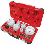 Milwaukee 28 Pc. All Purpose Professional Hole Dozer Hole Saw Kit, 49-22-4185