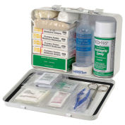 25 Person Standard Vehicle First Aid Kit, 77 Pieces