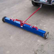 "60""W Trailblazer Deluxe Magnetic Sweeper"