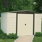 Vinyl Dallas 10' x 8' Shed