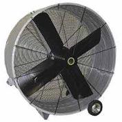 "Airmaster Fan 60019 48"" Portable Belt Drive Mancooler® 1 HP 17173 CFM"