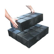 Structural Plastic Dunnage Cube