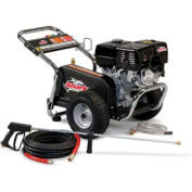 Shark Pressure Washers BG-252737 Shark BG 2.5 @ 2700 Honda Gx200 Cold Water Belt Drive
