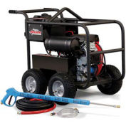 Shark Pressure Washers BR-405037E Shark BR 4.0 @ 5000 Honda Gx630 Elect. Start Cold Water Belt Drive