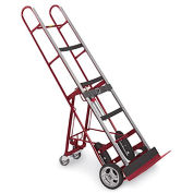 "WESCO Four-Wheel Appliance Hand Trucks - 24""Wx66""H"