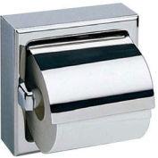Bobrick Surface Mounted Single Tissue Dispenser w/ Hood