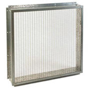 """Airmaster Fan 23665 Front Safety Guard For 16"""" Fans"""