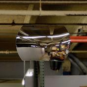 """Economy Convex Roundtangular Acrylic Mirror, 24"""" x 36"""""""