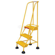 Perforated Commercial Rolling Ladder
