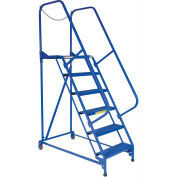 Mobile Maintenance Ladders - 6 Steps
