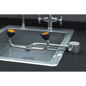 Guardian Equipment G1805 Eye/Face Wash Deck Mounted AutoFlow 90 Degree Right Hand Mounting