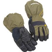Waterproof All Purpose Gloves, Waterproof Winter XT, Gray, Large, 1 Pair